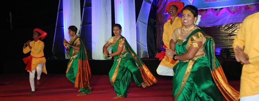 Intercollegiate-Dance activity